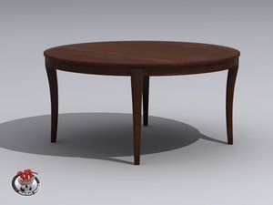 max wooden table