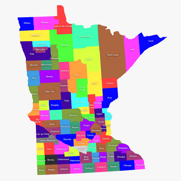 max minnesota counties