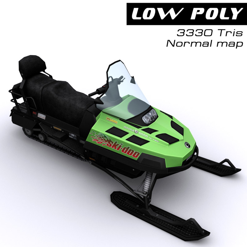 snowmobile ski-doo max