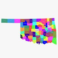 max oklahoma counties