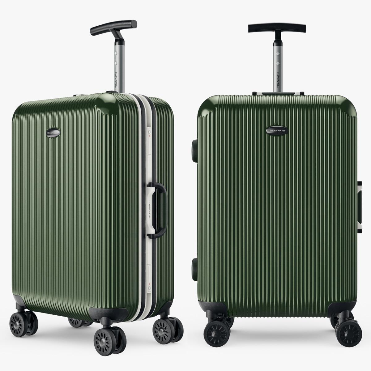 obj travel bag suitcase kingtrip