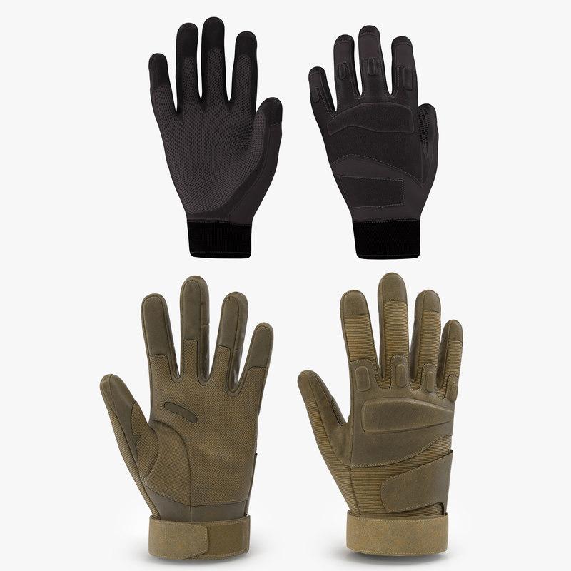 soldier gloves max