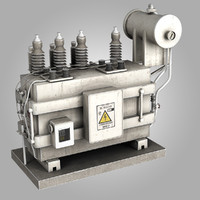 substation electrical transformer max