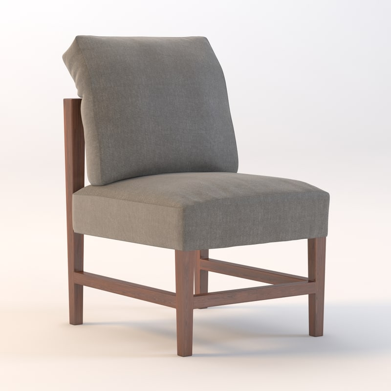 chair dining fall 3d max