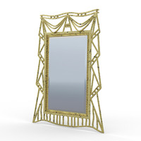 3d model empire mirror