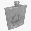 Flask 3D models