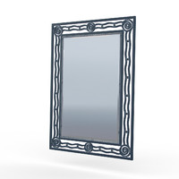 3d empire mirror model