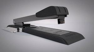 3d model of bostitch b8 stapler