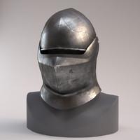 Armet Helmet