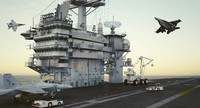 USS Theodore Roosevelt CVN 71 Collection