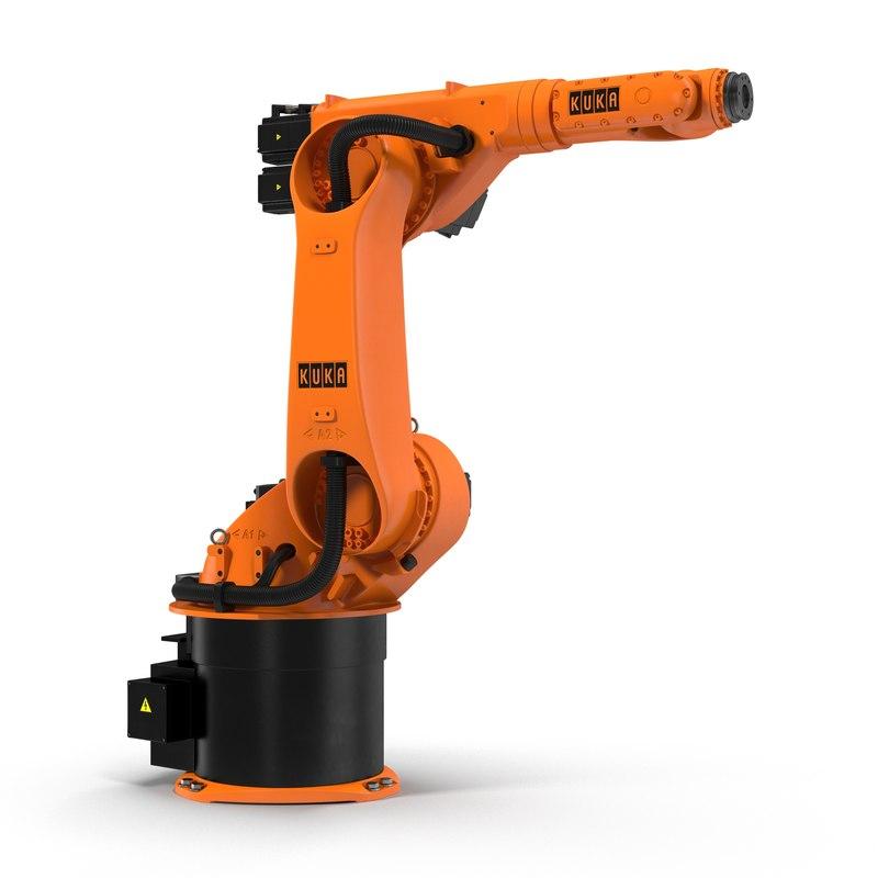 Kuka Robot KR 30-3