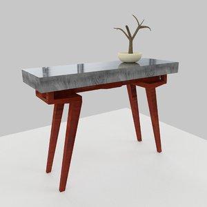 sideboard 3d model