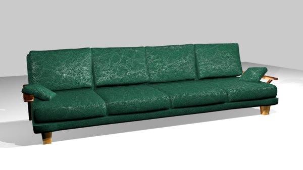 sofa obj free