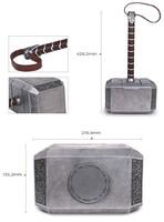 3d model thor s hammer