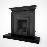 Fireplace Royal Narrow