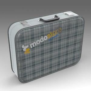 3ds max suitcase case