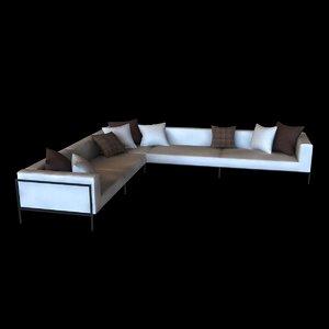 3d sofa landscape