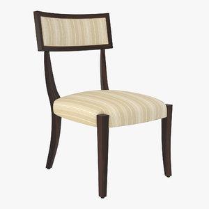 onyx chair 3d max