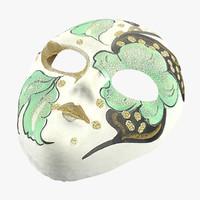 3d mask model