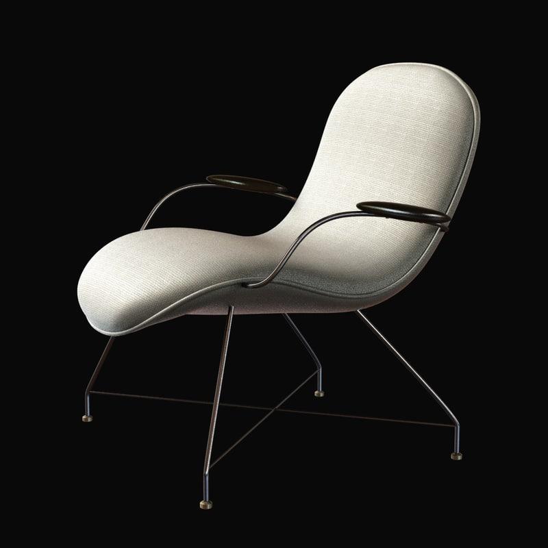 3d chair martin eisler