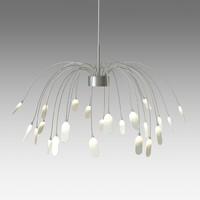 heggos lamp ikea 3d model