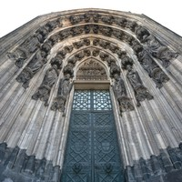 Cathedral Gothic Gate 16K