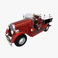 Fire Truck 1940