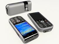 cell phone qtek 3d max