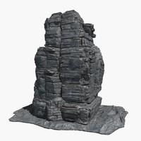 3d rock 15