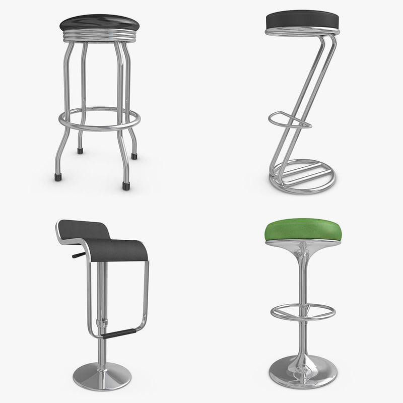 max bar stool set 2