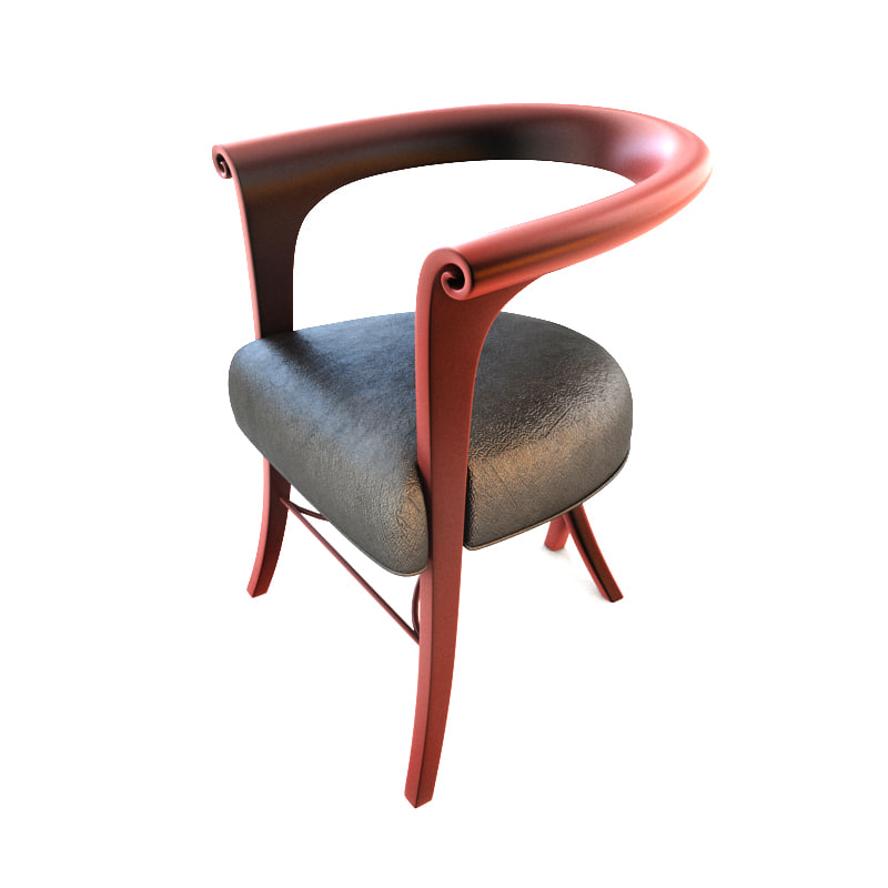 3d chair original