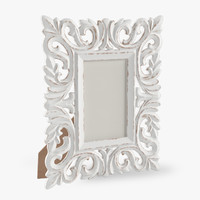 wooden frame 3d model