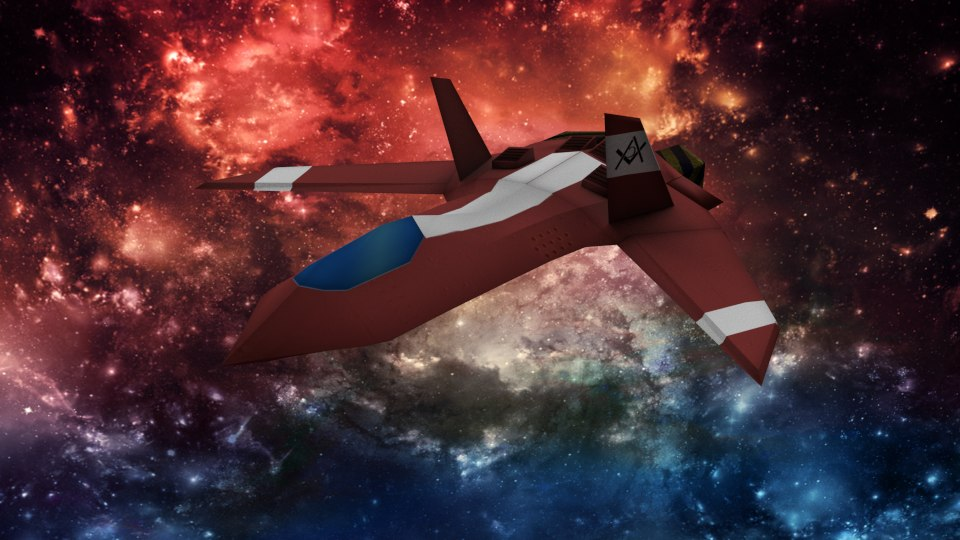 free 3ds mode space ship mk-10c