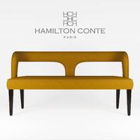 Hamilton Conte Paris Penelope Bench
