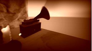 phonograph obj free