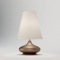 christopher guy peardrop lamp 3d 3ds