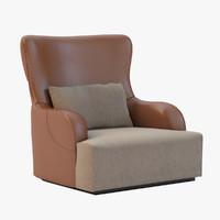 max liu kuoio armchair