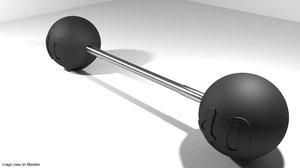 exercise equipment spherebell 3ds