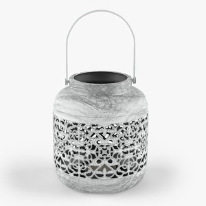 3d tealight holder 2 model