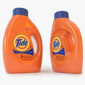 3d tide detergent