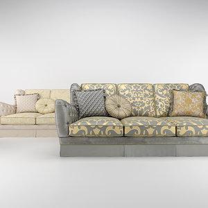bruno zampa cameron sofa 3ds
