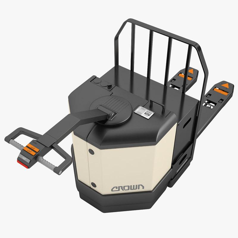 3d model crown pw 3500
