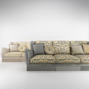 3ds bruno zampa cameron sofa