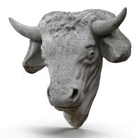 bull head stone max