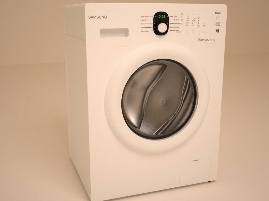 washer max