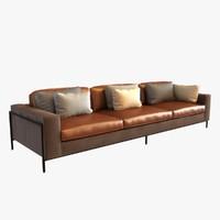 max sofa ralph pucci upholstery