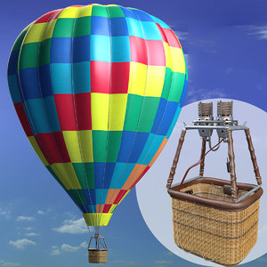 max air balloon
