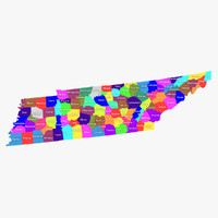 max tennessee counties
