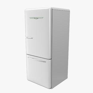 retro refrigerator elmira northstar 3ds