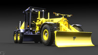 HBM Motor Grader